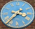 Image for Albion House Clock - Lime Street, Bedford, UK