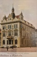 Image for Former savings bank - Nachod, Czech Republic