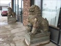 Image for Twin Chinese Lions, Spirit Lake, IA