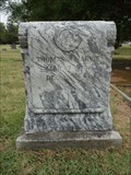 Image for Thomas H. Harvie - Sowers Cemetery - Irving, TX