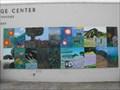 Image for Color Fundamentals mural - Monterey, California