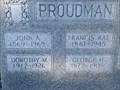 Image for 100 - John A Proudman - Beechwood, Ottawa, Ontario