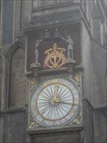 Image for Clock, The Cathedral Church of Saint Andrew, Wells, Somerset. BA5 2UE.