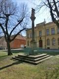 Image for Marian Column - Trebenice, Czech Republic
