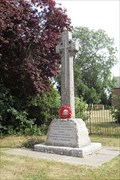 Image for Combined War Memorial, Barby, Northamptonshire.