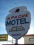 Image for Apache Motel - Tucumcari, NM