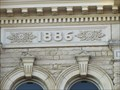 Image for 1886 - Belmont County Courthouse - St. Clairsville, Ohio