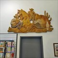 Image for Post Office Bas Relief - Hereford, TX