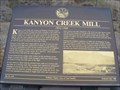 Image for Kanyon Creek Mill