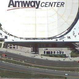 Amway Centre - Orlando - Florida, USA.