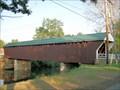 Image for Newton Falls Covered Bridge  -  Newton Falls, OH