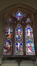Image for Stained Glass Window - St Nicholas - Frankton, Warwickshire