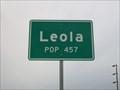 Image for Leola, South Dakota - Population 457