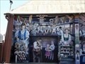 Image for New Braunfels unveils 'Wurst' mural ever - New Braunfels, TX