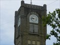 Image for MH0641 Lucas County Courthouse Clock Tower - Chariton, Iowa
