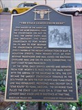 "Image for Fort Worth Heritage Trails - ""The Stage Leaves from Here"" - Fort Worth, TX"