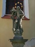 Image for St. John of Nepomuk // sv. Jan Nepomucký - Ostretín, Czech Republic