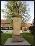 Image for Pomník osvoboditelu - Veverská Bítýška, Czech Republic