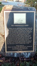 Image for The Perkinsville Ferry - Grants Pass, OR