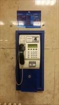 Image for Payphone/Telefonní automat - Nádražní, Kralupy nad Vltavou, Czech Republic