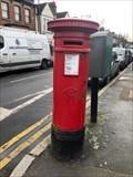 Image for Victorian Pillar Box - Salisbury Road - Walthamstow - London - UK