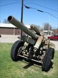 Image for 155 mm Howitzer - Benton, Illinois