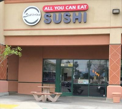 Sushiholics West Covina Ca Buffet Restaurants On