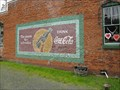 Image for CocaCola sign, Brownsville, Oregon