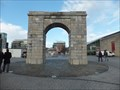 Image for Triumphal Arch - Custom House Quay, Dublin, Ireland
