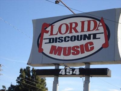 Florida Discount Music - Melbourne, FL - Independent Music
