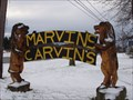 Image for Marvin's Carved Lions