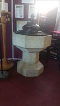 Image for Baptism Font - St Cosmus and St Damian - Blean, Kent