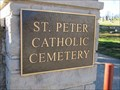 Image for St. Peter Catholic Cemetery - St. Charles, Missouri