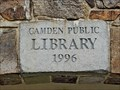 Image for 1996 - Camden Amphitheater and Public Library - Camden, Maine