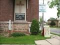 Image for Church of the Brethren Peace Pole - Freeport, IL