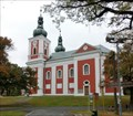 Image for Church of the Elevation of the Holy Rood and Our Lady - Cvilin, Czech Republic