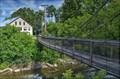 Image for Footbridge - Downtown Hardwick Village Historic District  - Hardwick VT