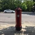 Image for Victorian Pillar Box - Prince Albert Road - London - UK