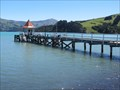 Image for Daly's Pier, Akaroa, New Zealand