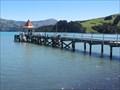 Image for Daly's Pier, Akaroa, New Zealand