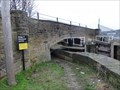 Image for Bridge 17 Over The Calder And Hebble Navigation - Mirfield, UK