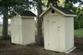 Image for Grace Lutheran Church - Zorra District, SK - His & Hers Outhouses