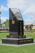 Image for Vietnam War Memorial, Victory Gardens, Wagga Wagga, NSW, AUSTRALIA