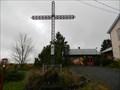 Image for La croix de la Route 277, Lac-Etchemin, Qc, Canada