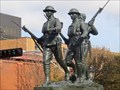 Image for Three Soldiers of the Great War - Charlottetown, Prince Edward Island