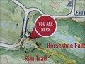 Image for You Are Here - Stewart Avenue Bridge (South Side)/Rim Trail - Ithaca, NY