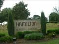 Image for Hamilton Memorial Gardens
