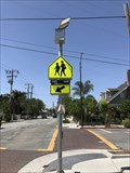 Image for Solar Powered Crossing Lights - San Jose, CA