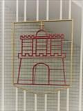 Image for Hamburg-Wappen im Gebäude der Bückerhalle Barmbek - Hamburg, Germany