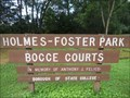 Image for Holmes Foster Bocce Ball court - State College, PA